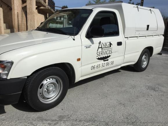 AMG assainissement services
